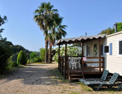 Mobil-Home Fidji - Camping Val Fleuri Location