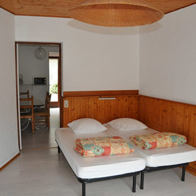 Camping le Val Fleuri- Chambre-2 pièces