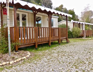 Mobil-Home-Lagon - Camping Val Fleuri Location