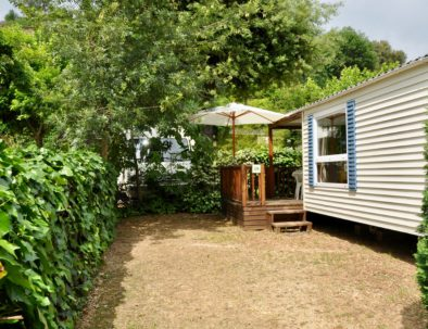 Mobil-Home-Atlantic - Camping Val Fleuri Location