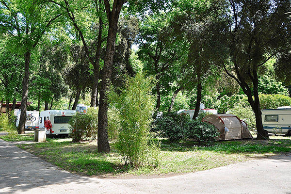 Camping le Val Fleuri-Emplacement Camping