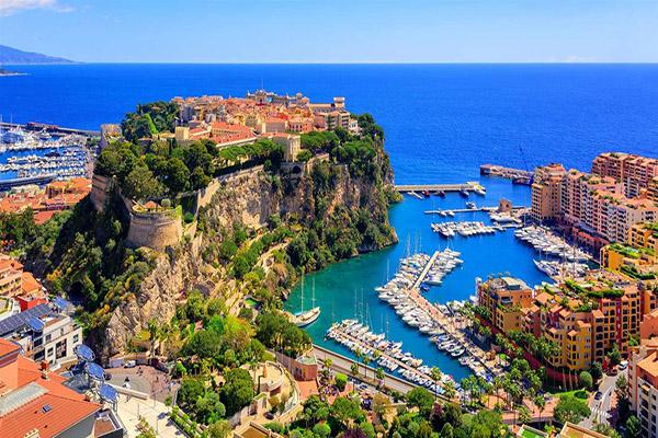 Camping Val Fleuri proche Monaco
