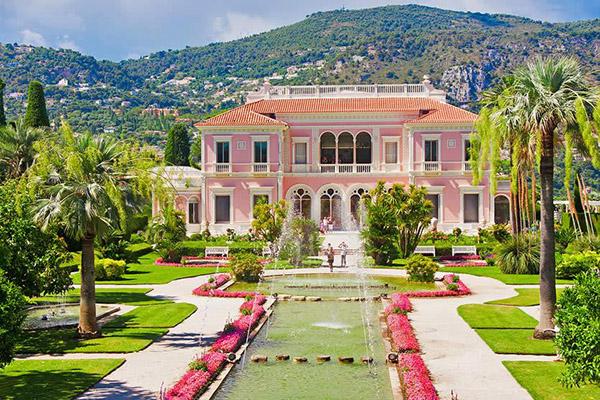 Villa Rothschild - Cagnes sur Mer